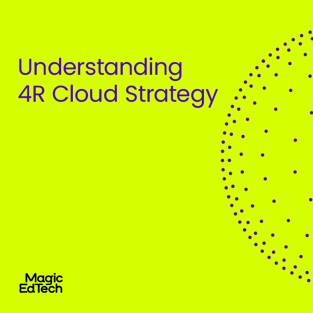 Undestanding 4r cloud strategy